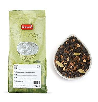 Gurman's Chai - 500g - Vrac Feuilles De Thé Noir