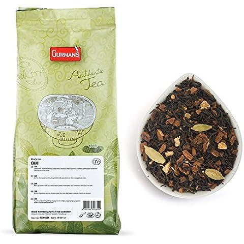 Gurman's Chai - 500g - Allentati Nero Foglie Di Tè