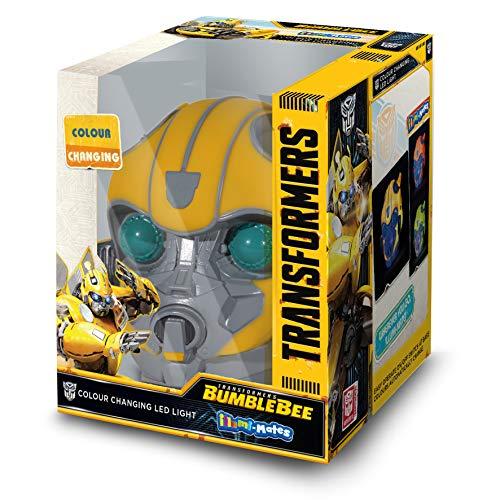 Transformers Bumblebee Illumi-Mate Lampe, Jaune