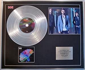 Muse–CD Platine disque + Photo–Le 2nd Law