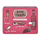 Derriere la Porte Dose für Weinaccessoires Boite À Vin Rayon Caviste
