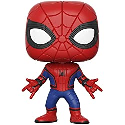 Funko - POP! Bobble Colección Spider-man - Figura Spider-Man (13317)