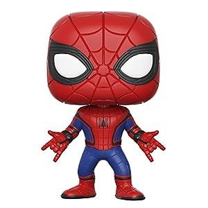 Funko - POP! Bobble Colección Spider-man - Figura Spider-Man (13317) 12