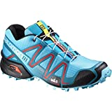 Salomon Damen Speedcross 3 Traillaufschuhe, Grau,...