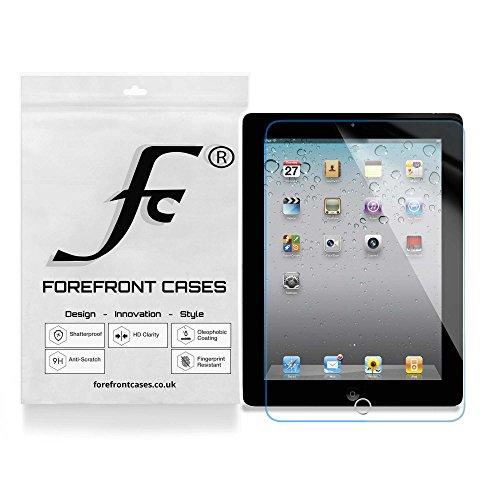 Forefront Cases® [HD KLARHEIT] Gehärtetes Glas Bildschirm Schutz Protektor Folie für Apple iPad 3 / 4 (3rd & 4th Gen) A1416 / A1458 [ULTRA DÜNN nur - Apple Ipad Gen 3rd