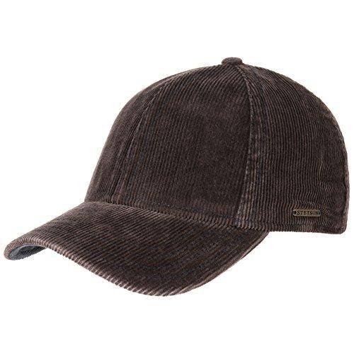 Gorra de Pana Plano Corduroy by Stetson sombrero de panafitted cap (L/