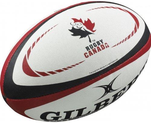 Gilbert Kanada RugbyBall Nachbildung
