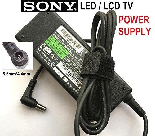 19,5 V Netzteil für Sony LED/LCD-Fernseher Sony Bravia KDL 43W756C, 3 Jahre Garantie, Lot Ref 75 (Sony Lcd-netzkabel)