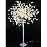 LED Ahornblütenbaum, mit 192 LED's, warmweiß leuchtend, 180 cm hoch: LED Ahornbaum Lampe LED Lichterbaum Ahorn Leuchtbaum Licht Dekoration