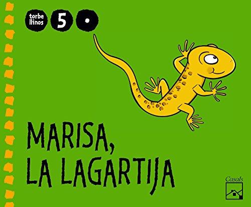Marisa, la lagartija, 1er trimestre 5 años. Torbellinos - 9788421841969