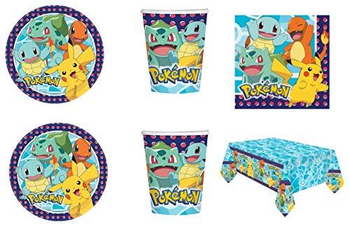 Party Store web by casa dolce casa Pokemon Pikachu