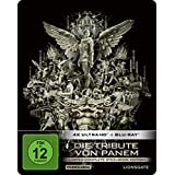 Die Tribute von Panem - Limited Complete Steelbook Edition (4 Disc 4K Ultra-HD) (+ 4 Blu-ray)