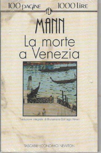 la morte a venezia (100 pagine)