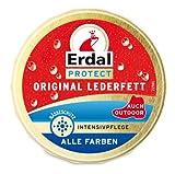 Erdal Lederfett farblos, 5er Pack (5 x 150 ml)