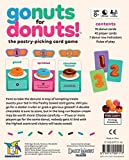 Gamewright 111 Go Nuts for Donuts Game