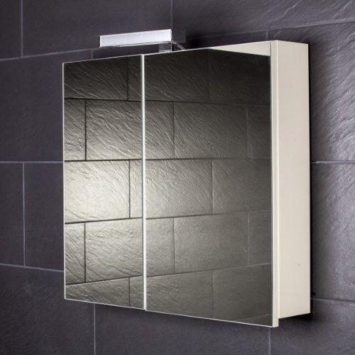 Badezimmer Spiegelschrank Galdem - 70 cm