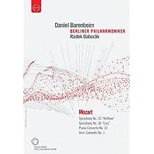 Mozart - Europa-Konzert Prag - Daniel Barenboim