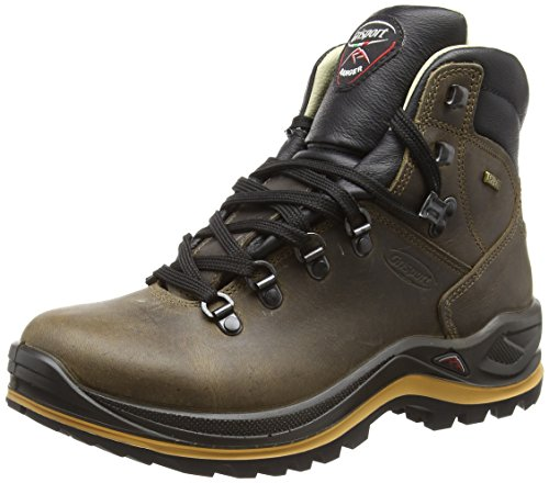 Grisport Unisex Adults' Aztec High Rise Hiking Boots, Brown (Crazy Horse), 9...