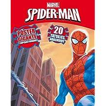 Spider-Man. Póster gigante y superactividades