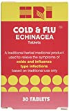 Best Cold Medications - HRI Cold and Flu Echinacea Tablets - Pack Review