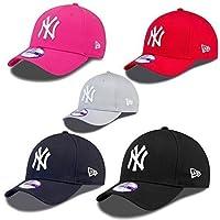 New Era 9forty Strapback Kinder Jugendliche Cap MLB New York Yankees verschiedene Farben