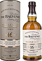 Balvenie 16 Year Old Triple Cask Single Malt Scotch Whisky 70 cl by Balvenie