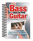 Best Guitar Instruction Books - How To Play Bass Guitar: Easy to Read Review