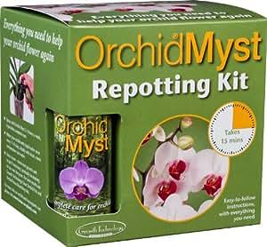 Kit per rinvasi Orchid Myst