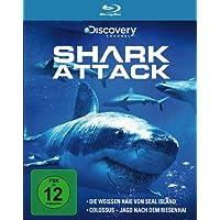 Shark Attack [Blu-ray]
