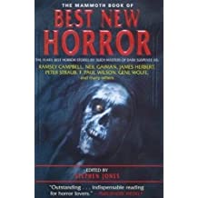 The Mammoth Book of Best New Horror 11 (Mammoth Books)