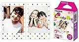 instax Candy pop Mini Film, 10 Shot Pack