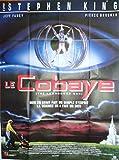 Affiche Cinéma Film 120x160cm Le Cobaye Stephen King Réalisateur Brett Leonard...