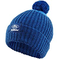 Ford Motorsport Team Beanie Wooly Hat Adult - WEC Ford GT Chip Ganassi  Racing by Ford 15e2b8ee1703