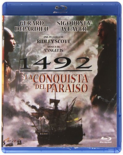 1492 - Die Eroberung des Paradieses / 1492 - Conquest of Paradise (1992) ( Fourteen Ninety Two - Conquest of Paradise ) [ Spani