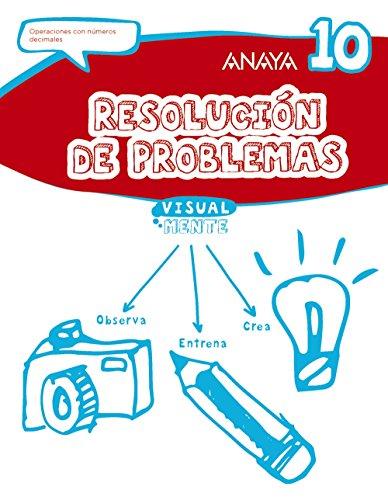 Resolución de problemas 10. (Visualmente) - 9788469831908