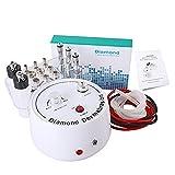 TopDirect 3 in 1 Diamant Mikrodermabrasion Dermabrasion Maschine Vakuum und Spray Maschine für Salon und Hauspflege verwenden (Saugleistung: 0-55 cmHg) - 2