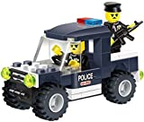 Police Badge Building Blocks Series Toy ...