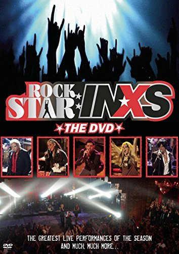 Rock Star: INXS The DVD by Simone De La Rue