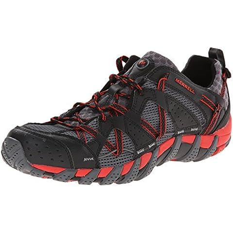 Merrell WATERPRO MAIPO - Zapatos Náuticos de material sintético hombre