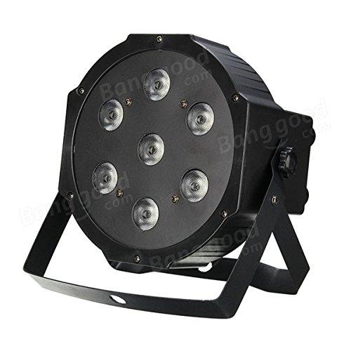 Global 84W RGBW 7 LED Par-Stadiums-Licht-Disco-Verein-DJ-Effekt-Beleuchtung-Stab-Partei KTV Lampe