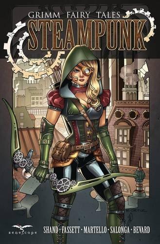 Grimm Fairy Tales Steampunk por Patrick Shand