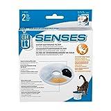 Catit 55602 / 50761 Wasserenthärtender Ersatzfilter 2er-Pack für 3L Senses Trinkbrunnen (2 Packs)