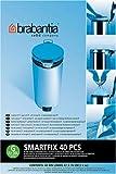 Brabantia Touch Bin, 30 L - Brilliant Steel