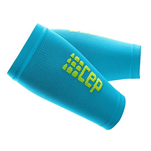 Preisvergleich Produktbild CEP Forearm Sleeves Unisex Hawaii Blue / Green Größe II / 23-26cm 2019 Armlinge / Beinlinge