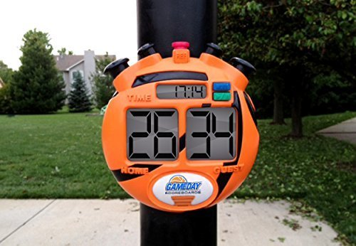 GameDay Basketball Scoreboard for Kids Portable Driveway