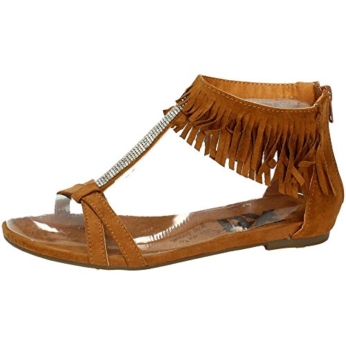 XTI Donna sandali Cammello