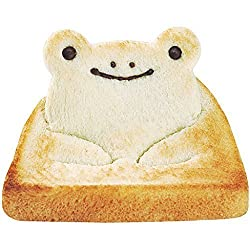 CONNECTWIDE KIDS BREAD ANGLE BEAR MOULD (PLASTIC)