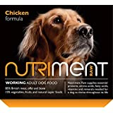 Nutriment Chicken Formula 8 x 1.4kg Chubbs Working Raw Dog Food