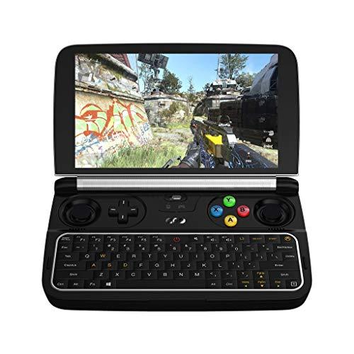 Baslinze Handheld Spielkonsole, GPD Win 2 - Mini-Gaming-Handheld-Konsole für Windows 10 Intel m3 2,6 GHz 256 GB RAM