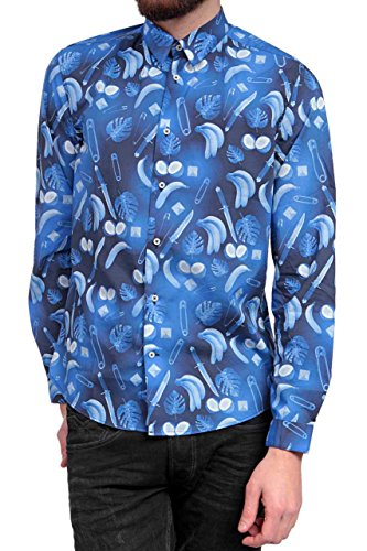 Drykorn Herren Hemd RUBEN, Farbe: Blau Blau